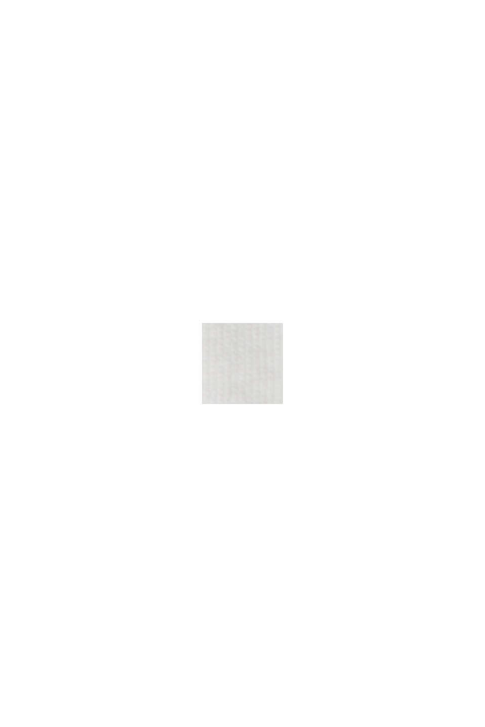 Painettu t-paita, 100 % luomupuuvillaa, OFF WHITE, swatch
