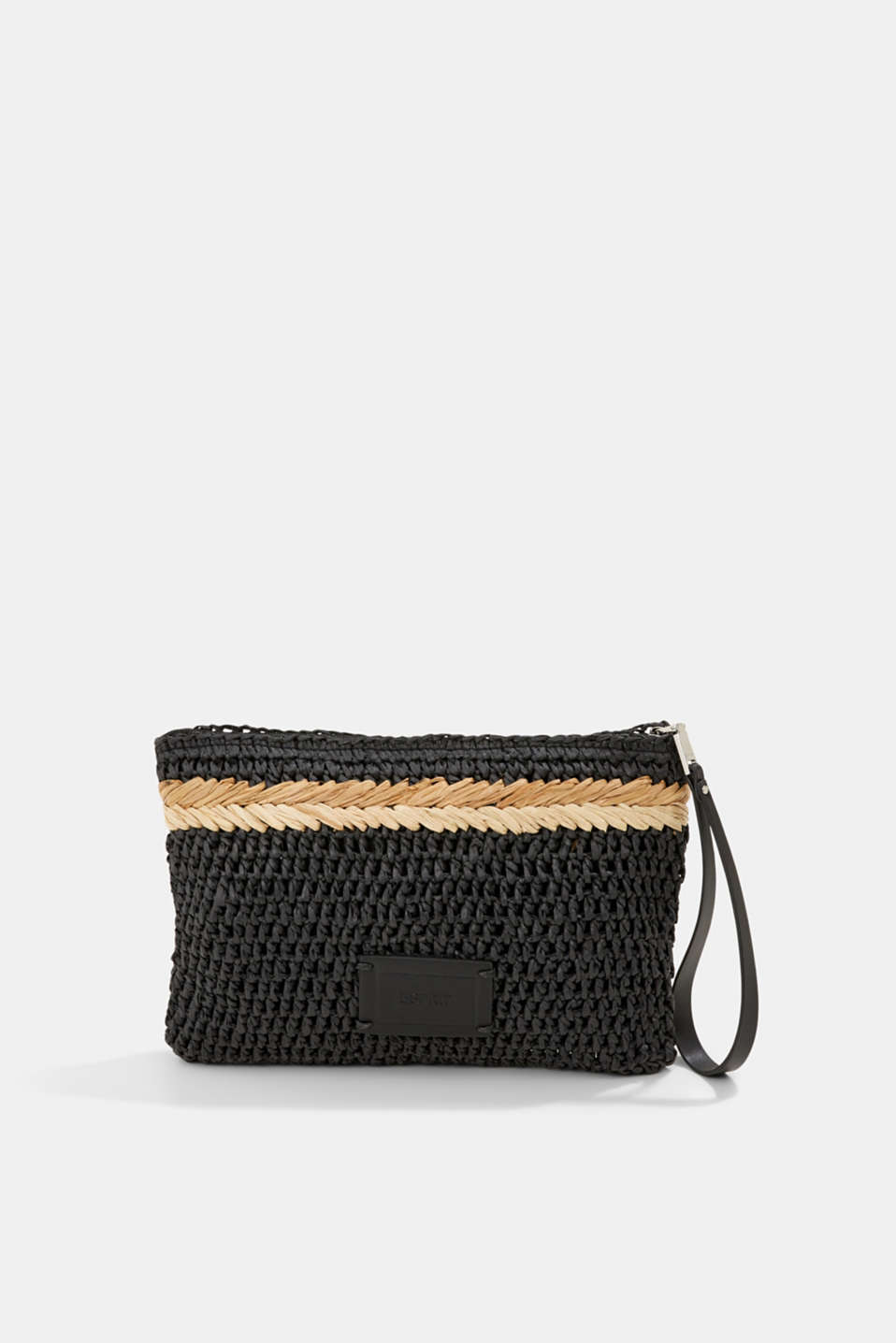 Esprit - Clutch made of FSC™ certified bast