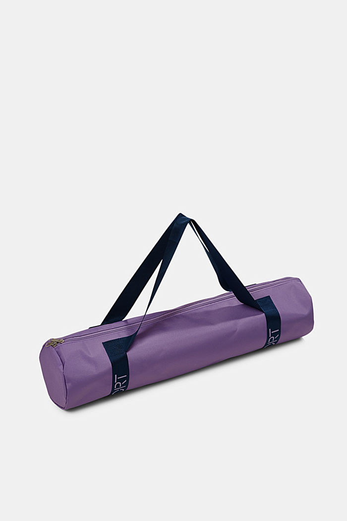 YOGA: torba na matę do jogi, DARK LAVENDER, detail image number 5
