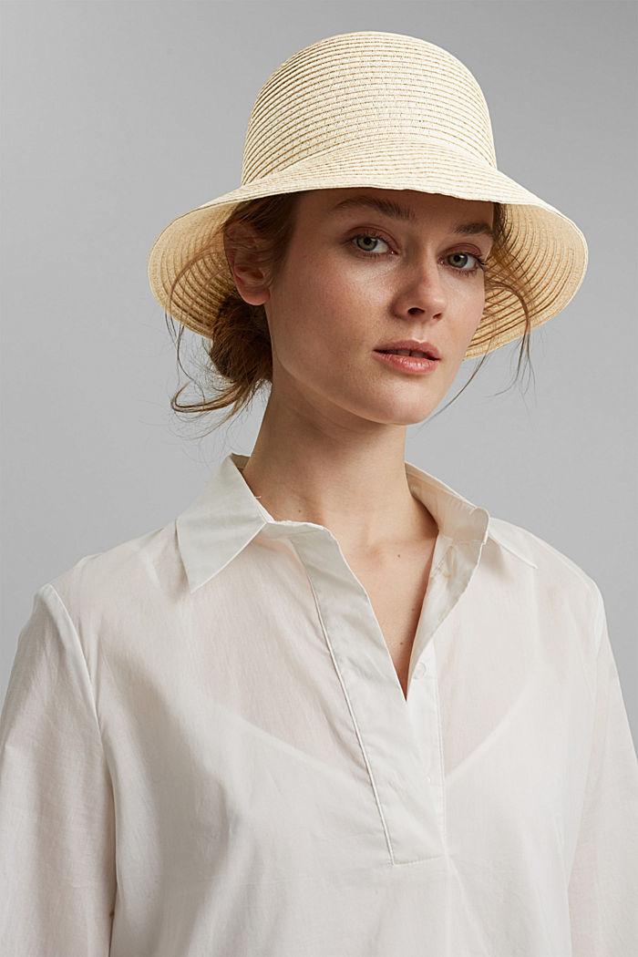 Bucket Hat aus FSC™ zertifiziertem Bast