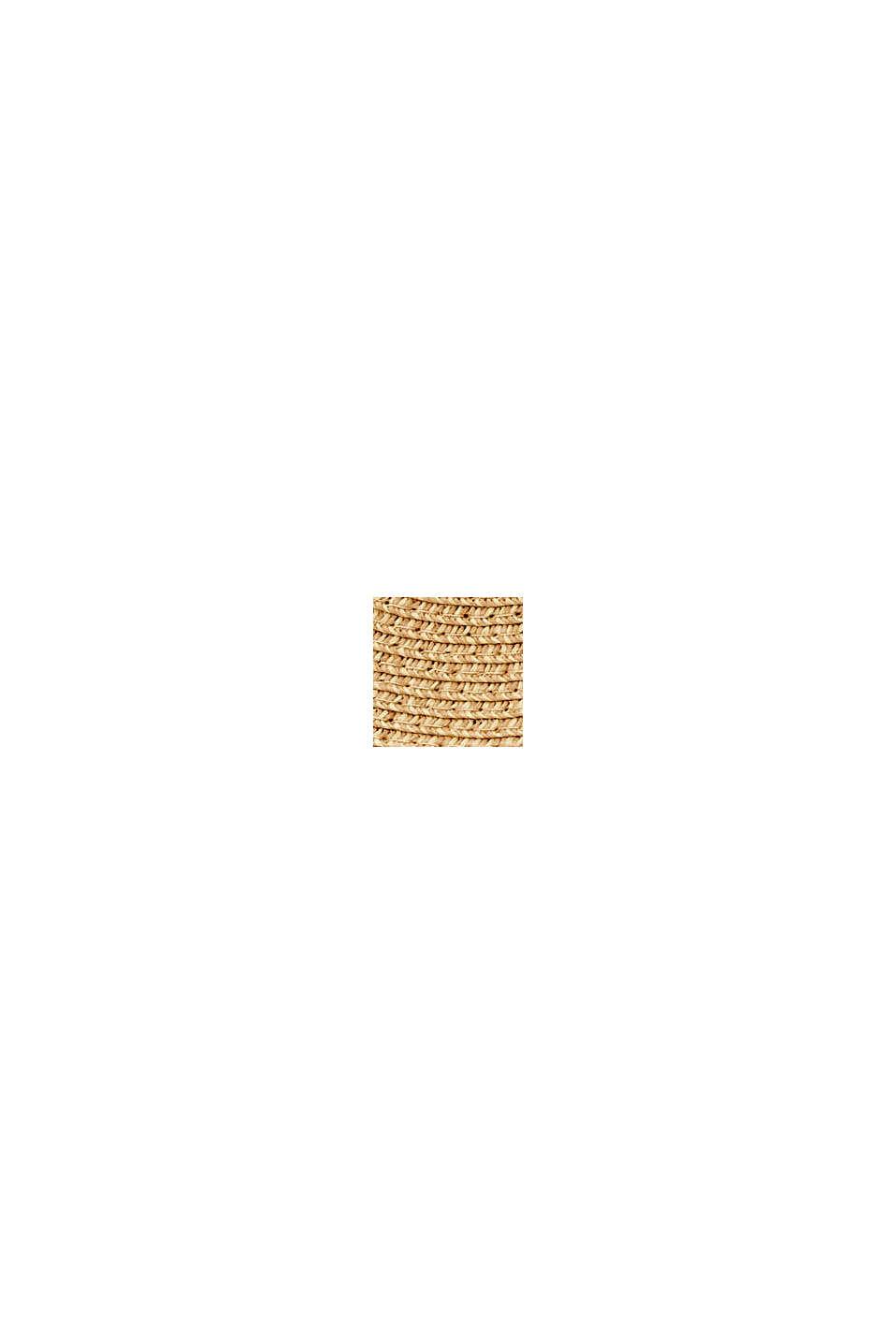 Trilby aus FSC™ zertifiziertem Stroh, CAMEL, swatch