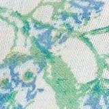 En matière recyclée: l´écharpe à imprimé à fleurs, OFF WHITE, swatch