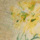 Gerecycled: met bloemenprint, SAND, swatch