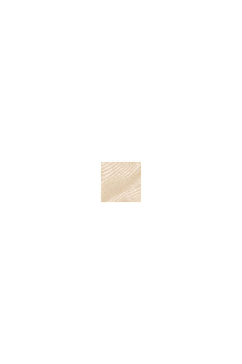Foulard au look satin à monogramme, SAND, swatch