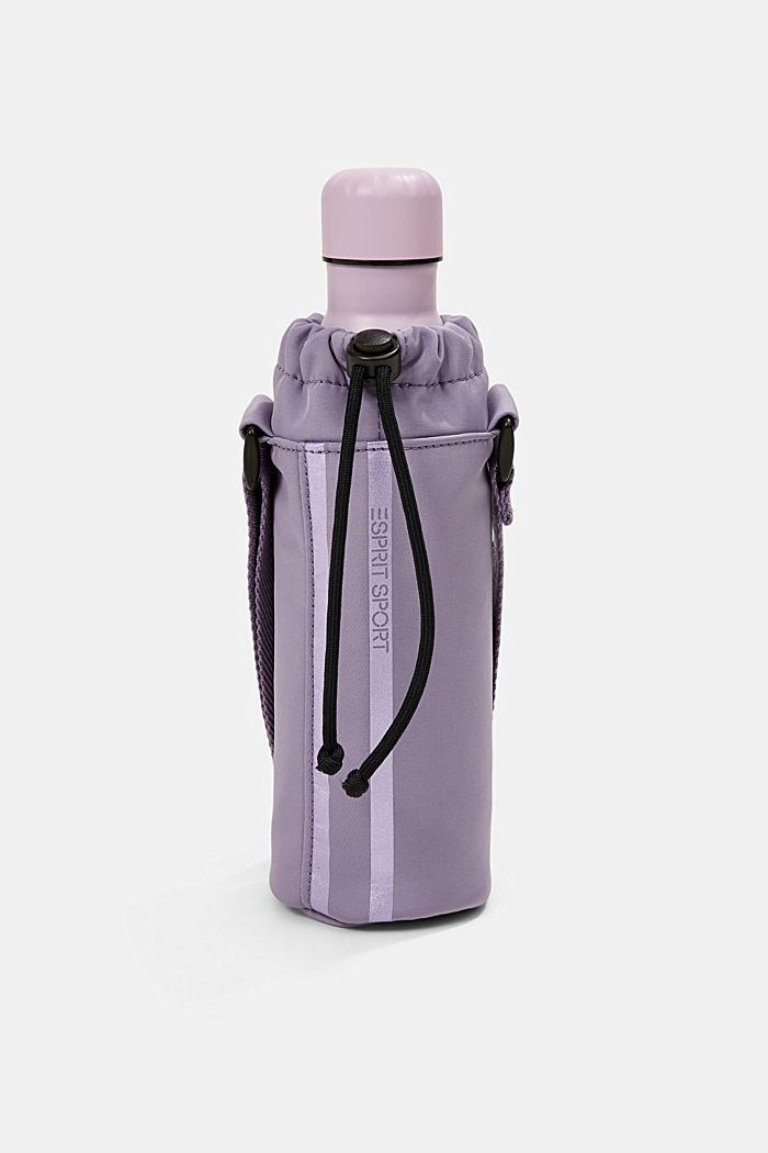 YOGA: Flasche für kalte und warme Getränke, DARK LAVENDER, detail image number 3