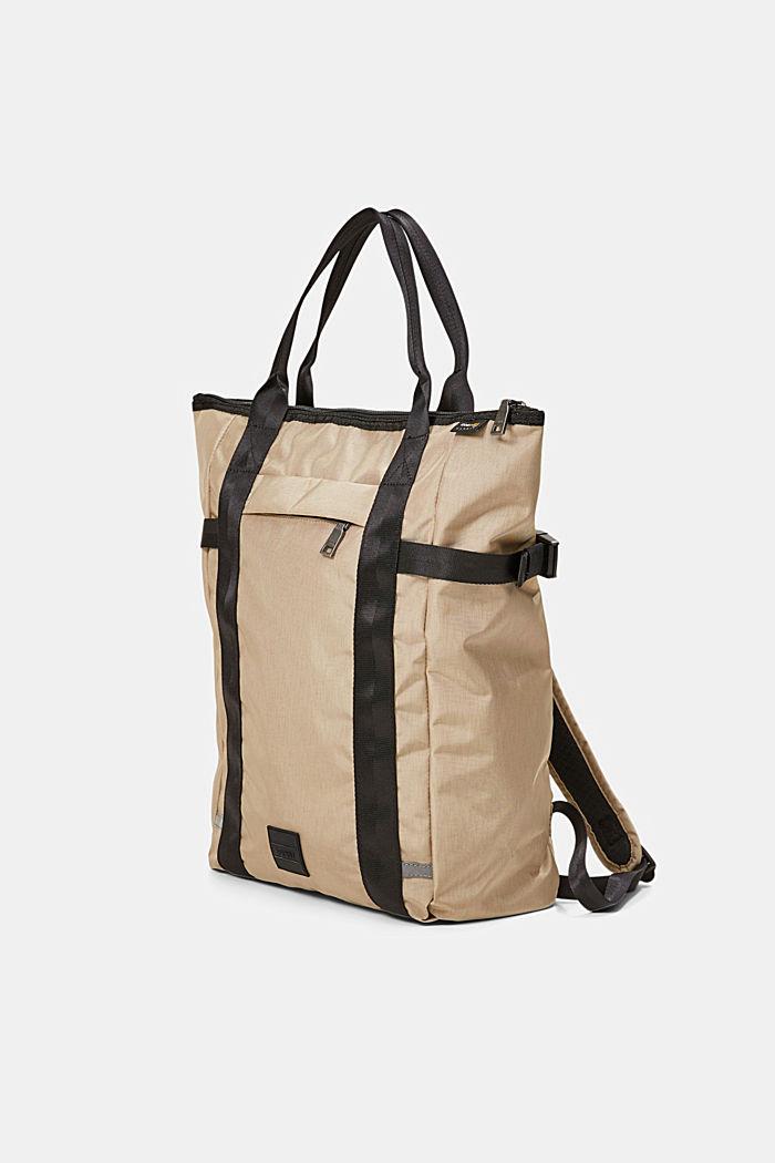 #ReimagineFlexibility: plecak z CORDURA NYLON™, BEIGE, detail image number 2