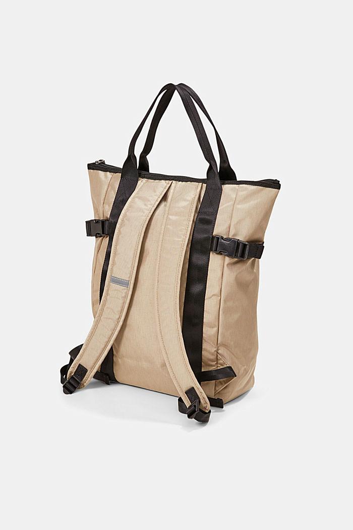 #ReimagineFlexibility: plecak z CORDURA NYLON™, BEIGE, detail image number 5