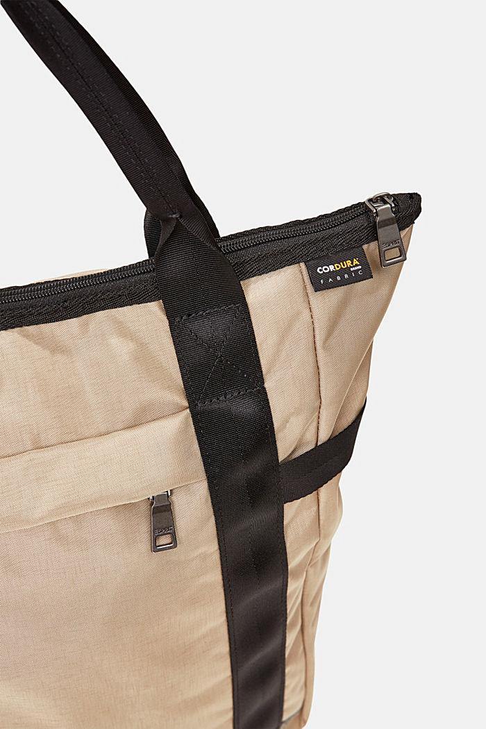 #ReimagineFlexibility: plecak z CORDURA NYLON™, BEIGE, detail image number 3