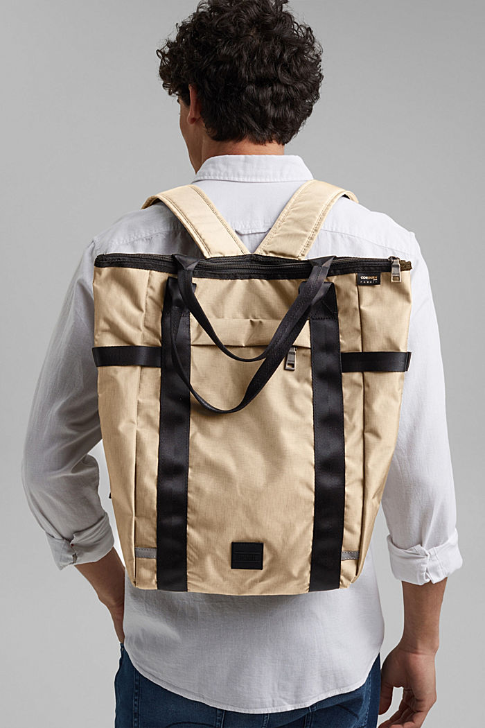 #ReimagineFlexibility: rucksack made of CORDURA NYLON™