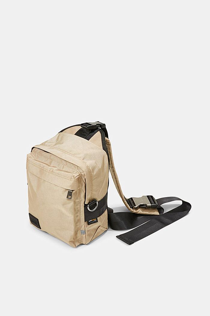 #ReimagineFlexibility: Sling backpack, BEIGE, detail image number 2