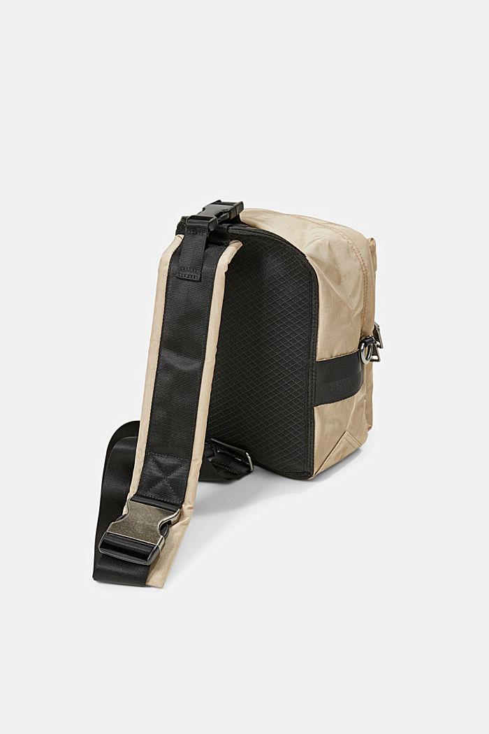 #ReimagineFlexibility: Sling backpack, BEIGE, detail image number 5
