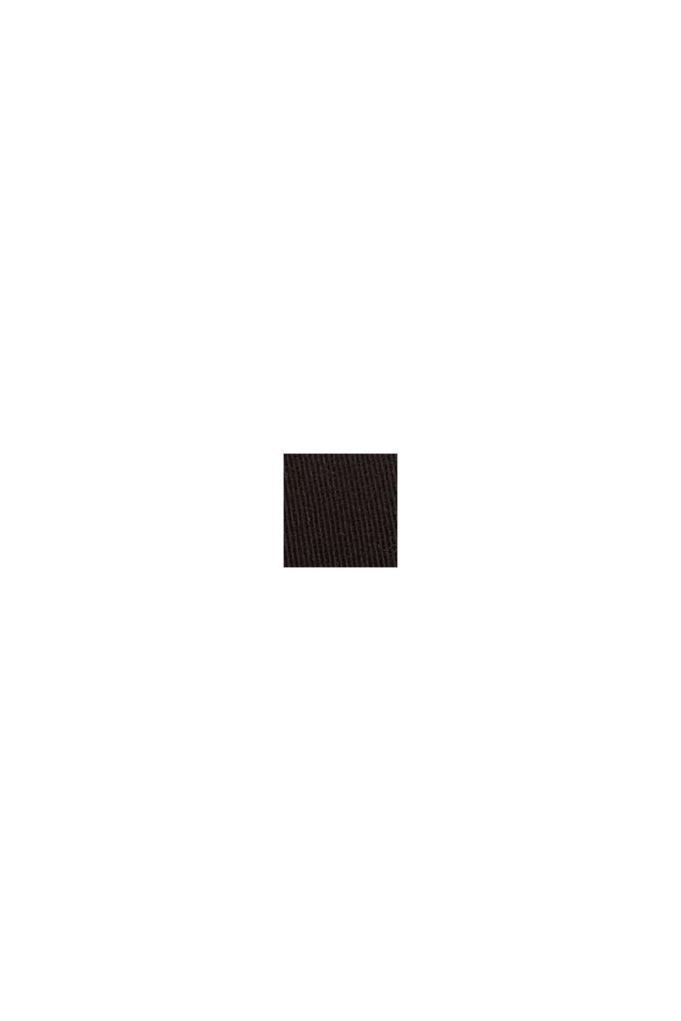 Baseball Cap aus Baumwolle, BLACK, swatch