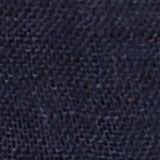 #ReimagineNaturalLifestyle: sjaal van biologisch linnen, NAVY, swatch
