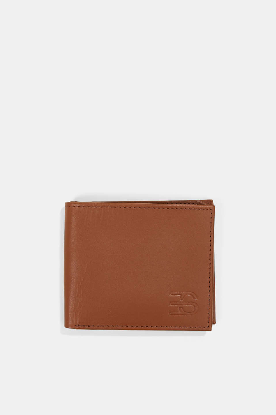 Esprit - Wallet made of 100% chrome-free tanned leather