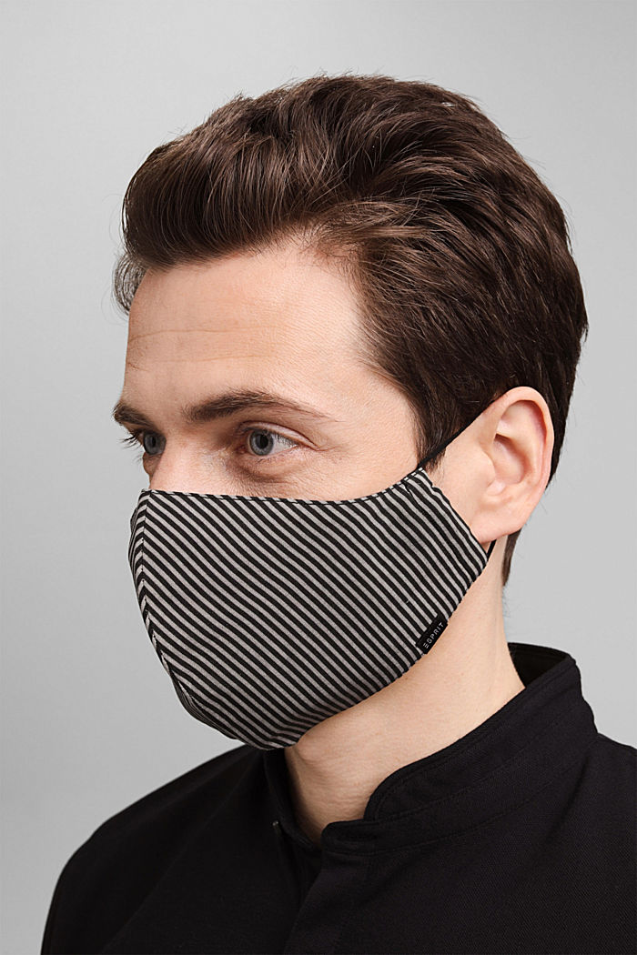 Gesichtsmaske aus 100% Organic Cotton