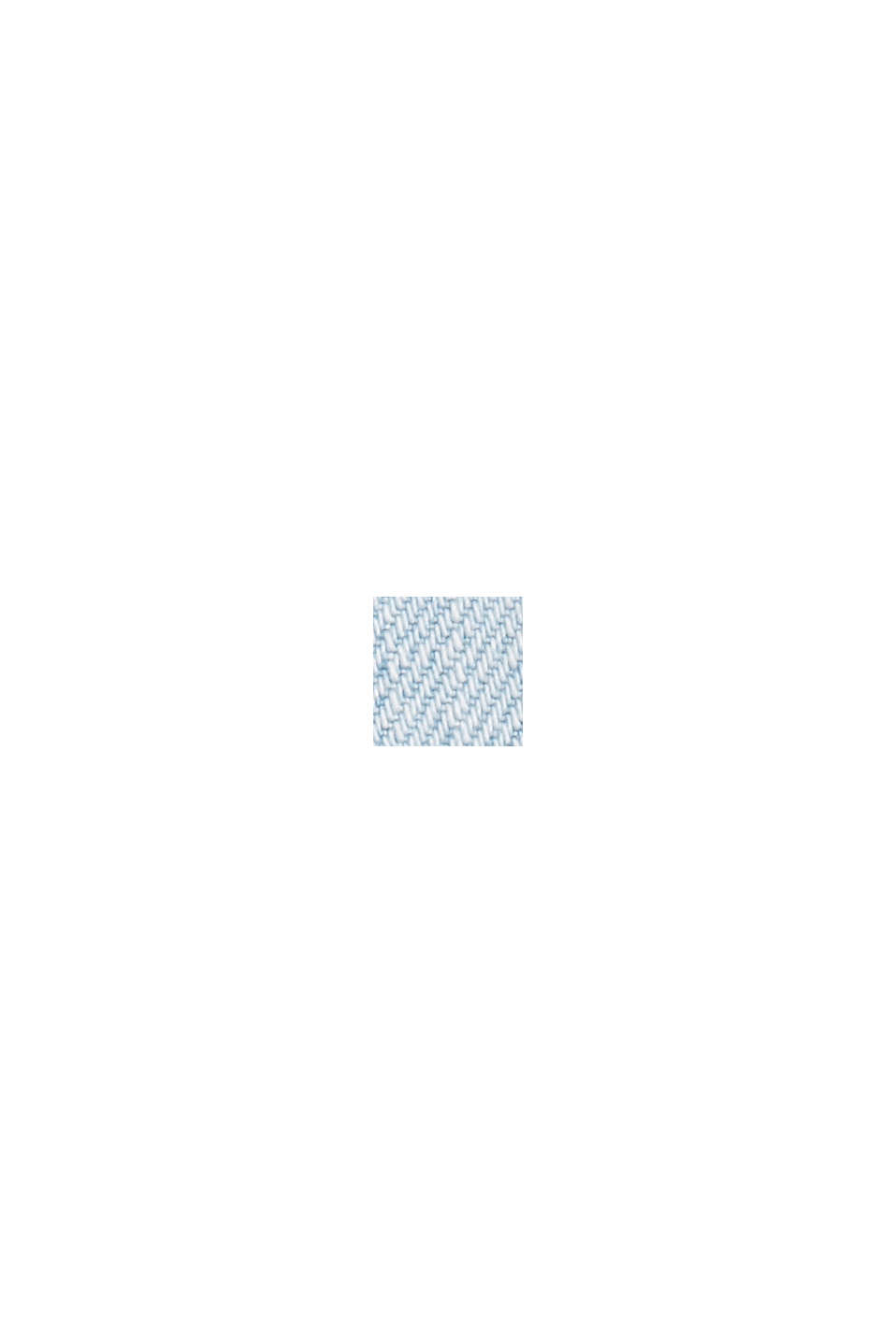 Vaqueros elásticos con algodón ecológico, BLUE BLEACHED, swatch