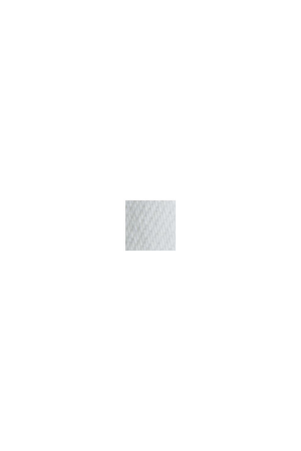 Jupe-culotte 100% coton biologique, BLUE BLEACHED, swatch