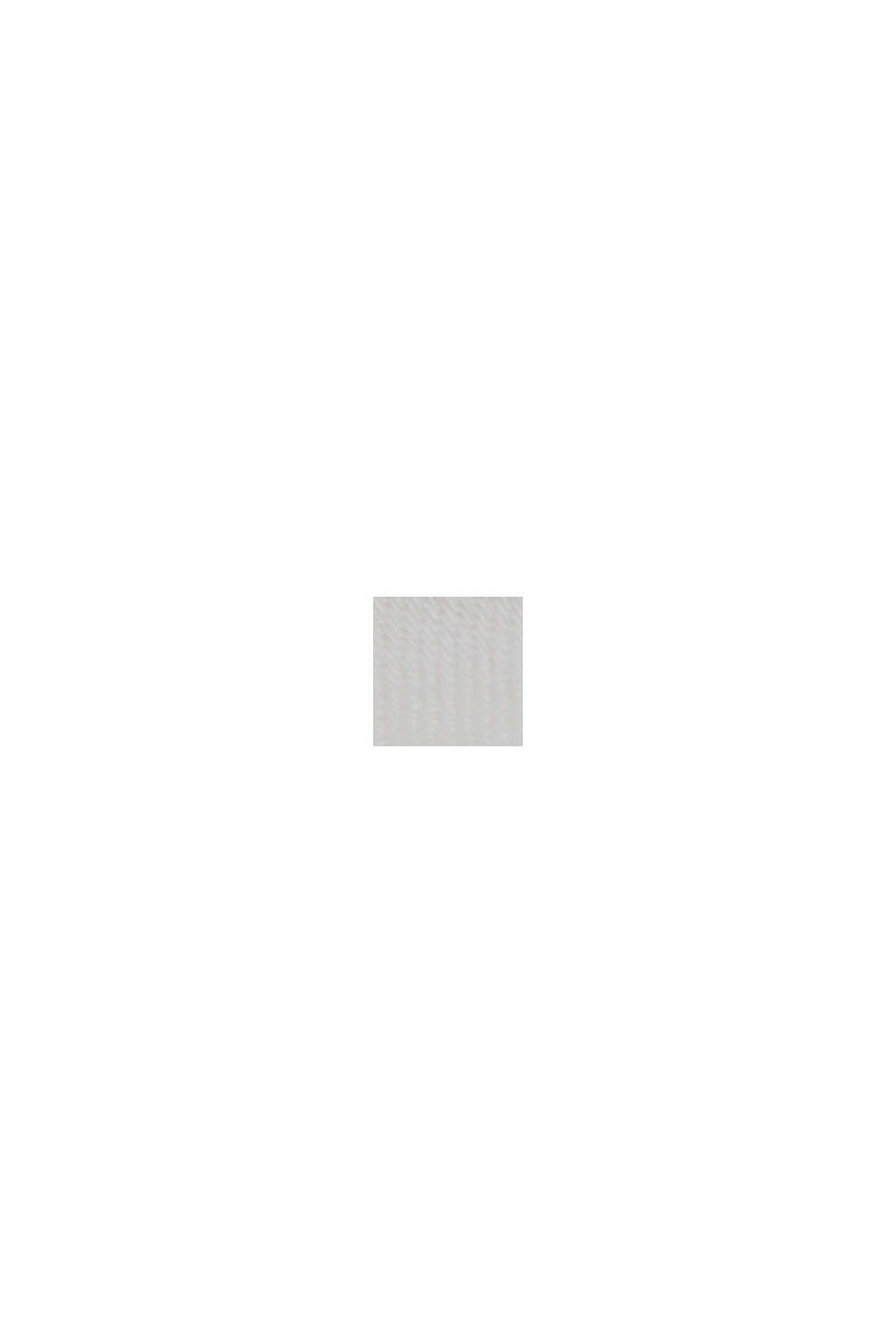 Vaqueros cortos de algodón ecológico, OFF WHITE, swatch