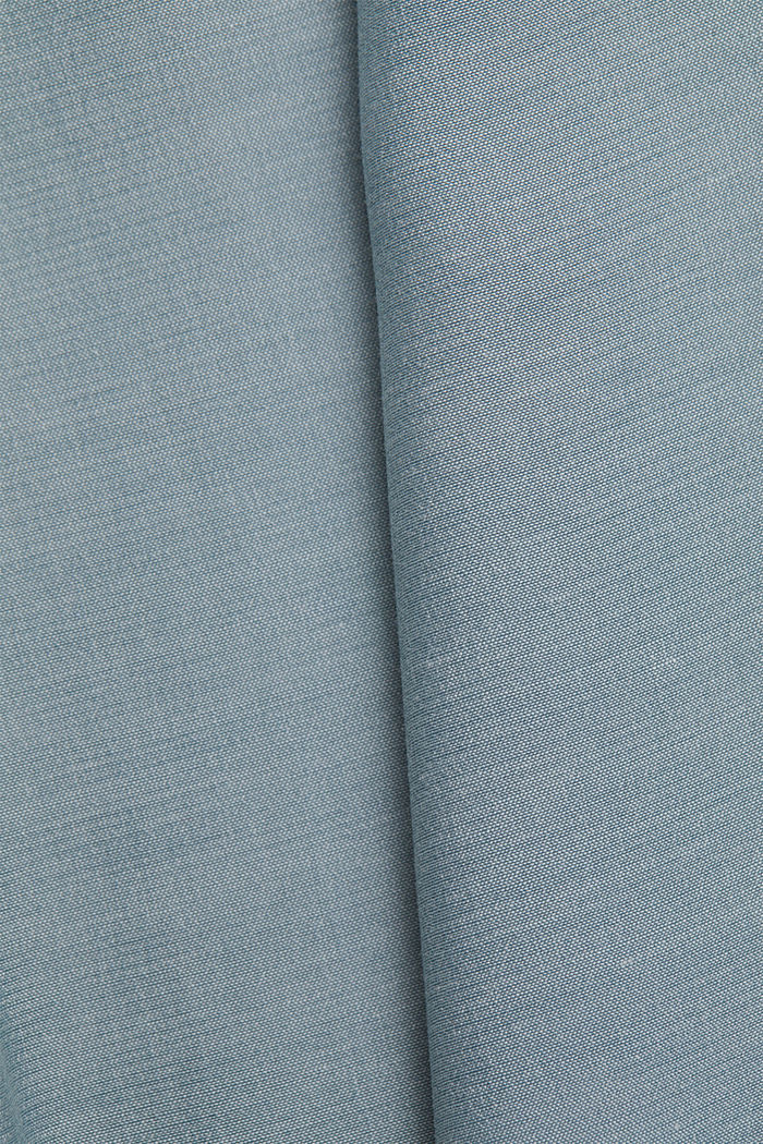 Palazzo trousers containing LENZING™ ECOVERO™, LIGHT BLUE, detail image number 4
