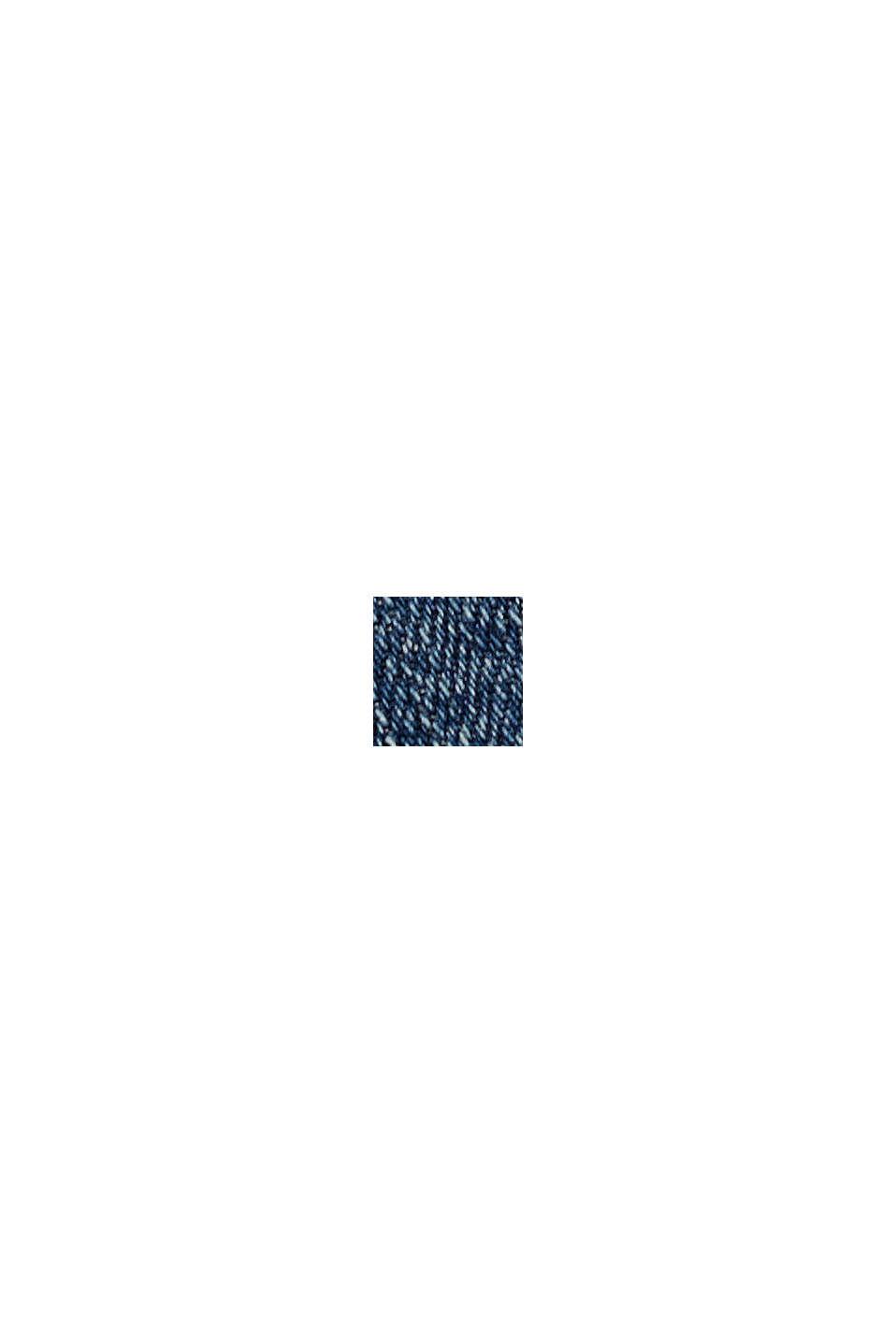 Stretch-Jeans aus Organic Cotton, BLUE MEDIUM WASHED, swatch