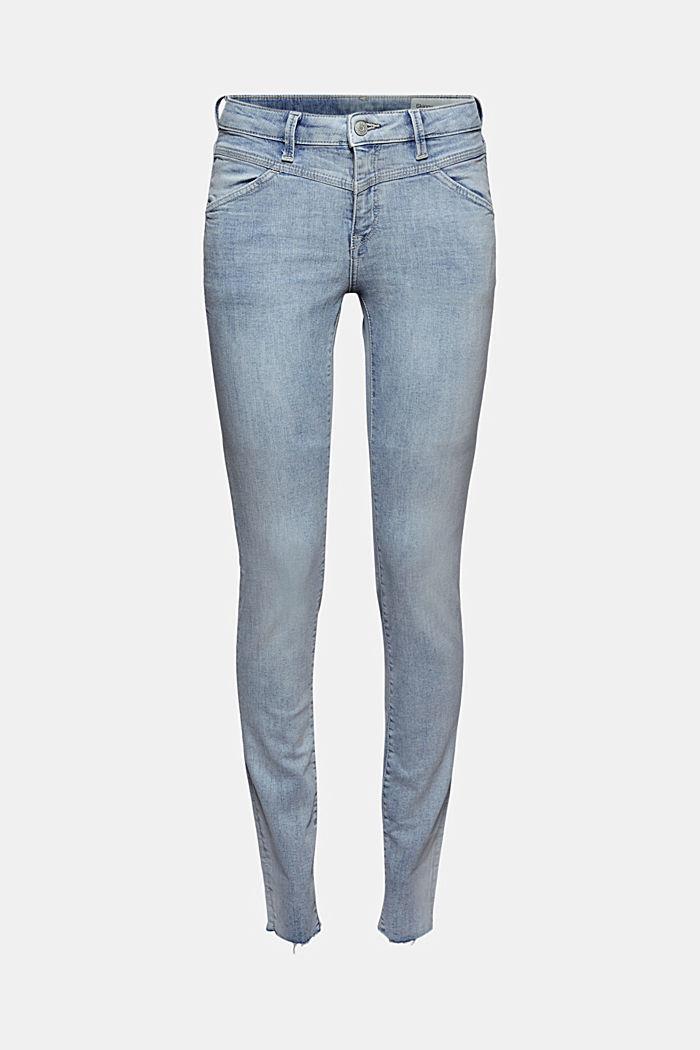 Stretch-Jeans aus Organic Cotton
