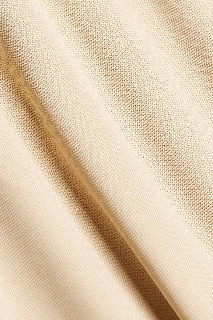 Modal blend: flowy culottes, SAND, detail image number 4