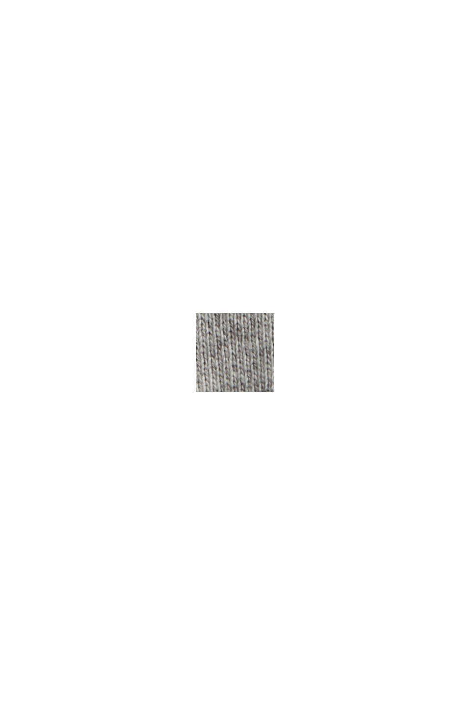 Sweat-Hose aus 100% Baumwolle, LIGHT GREY, swatch