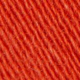 Joggingshort met biologisch katoen, ORANGE RED, swatch