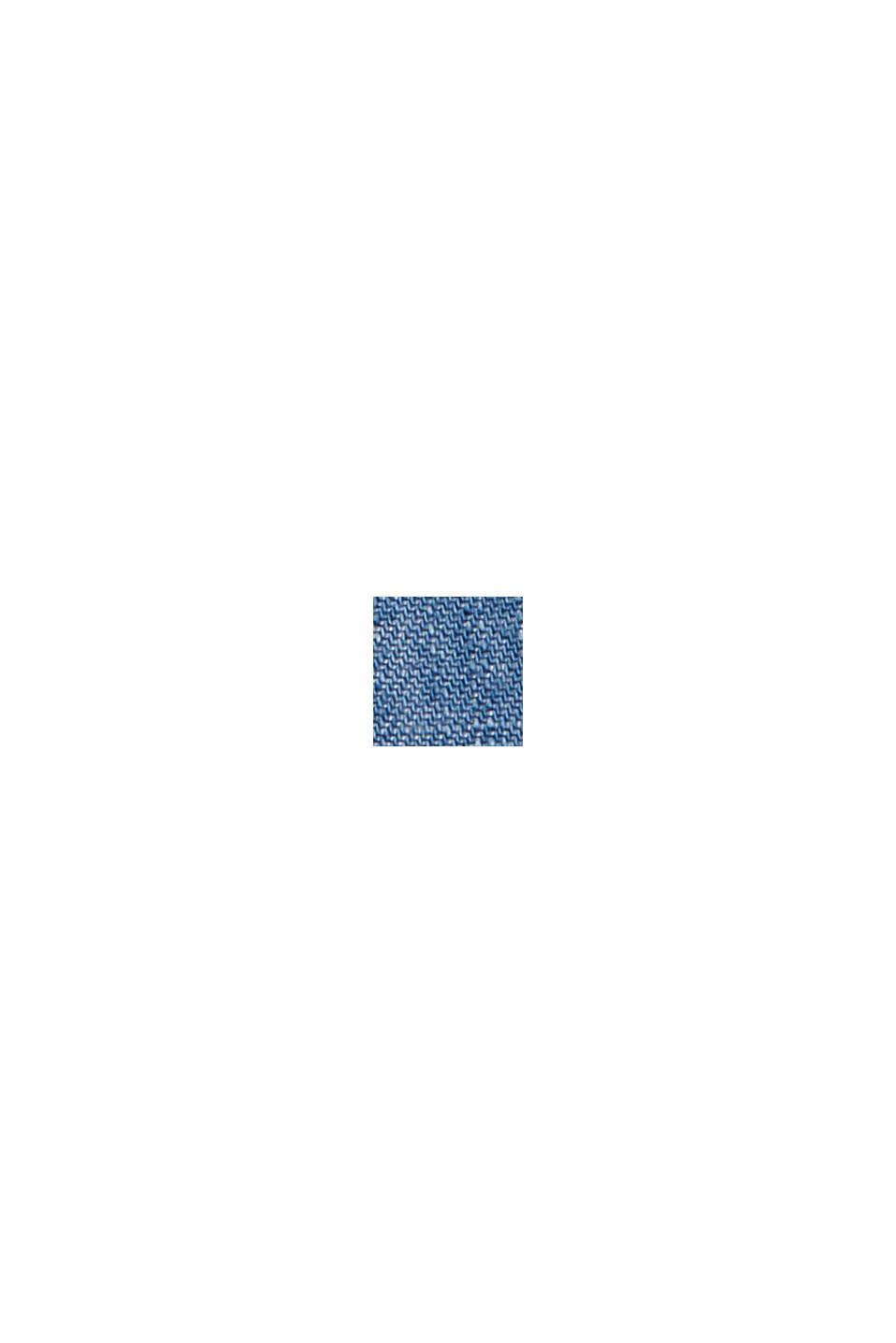 TENCELIÄ™: shortsit kesädenimiä, BLUE MEDIUM WASHED, swatch
