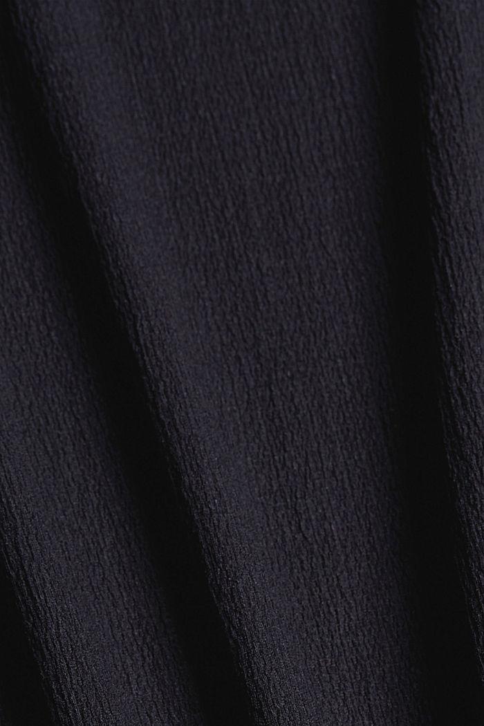 Jersey rok van LENZING™ ECOVERO™, BLACK, detail image number 4