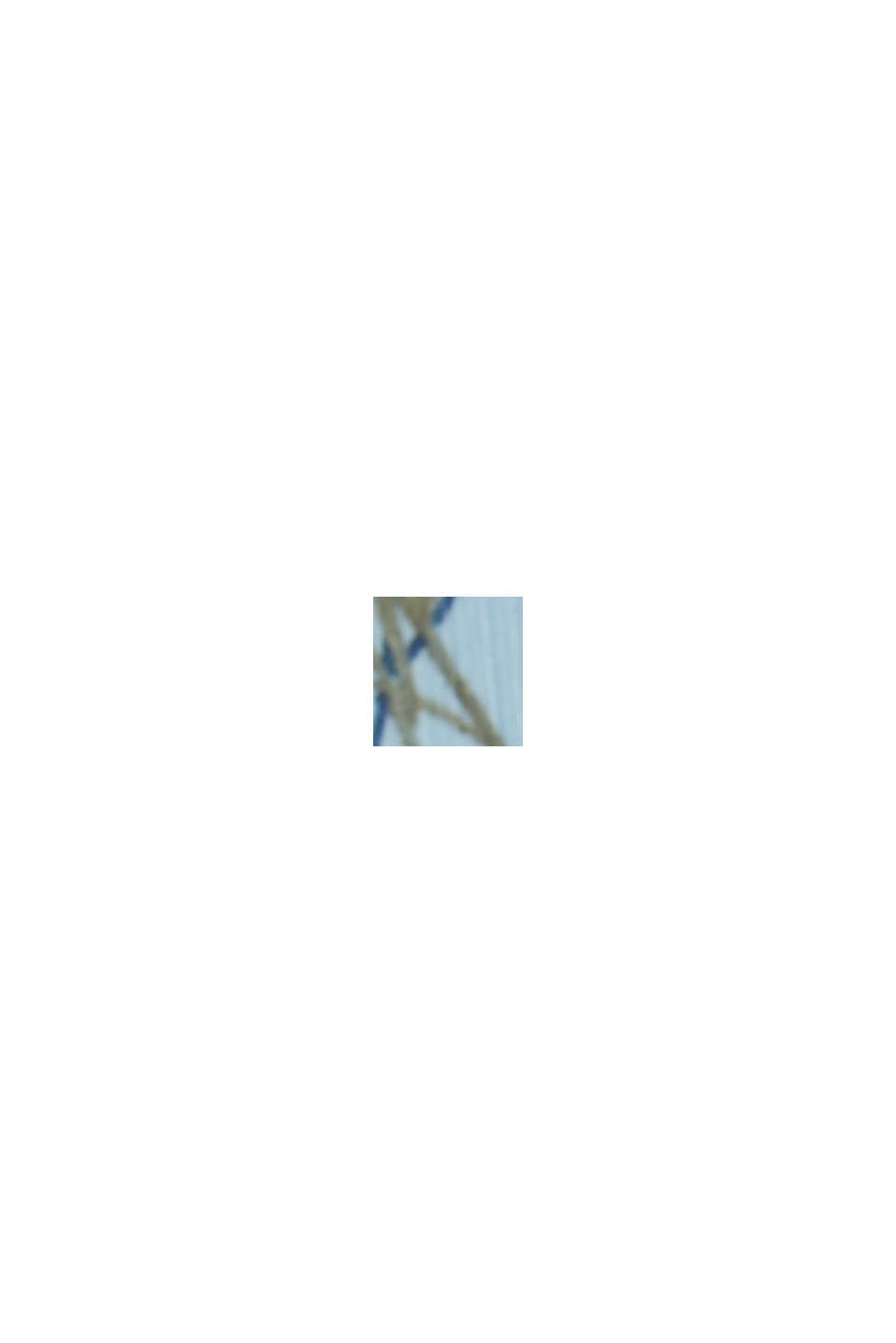 Recycelt: Maxikleid aus Crinkle-Chiffon, LIGHT BLUE, swatch