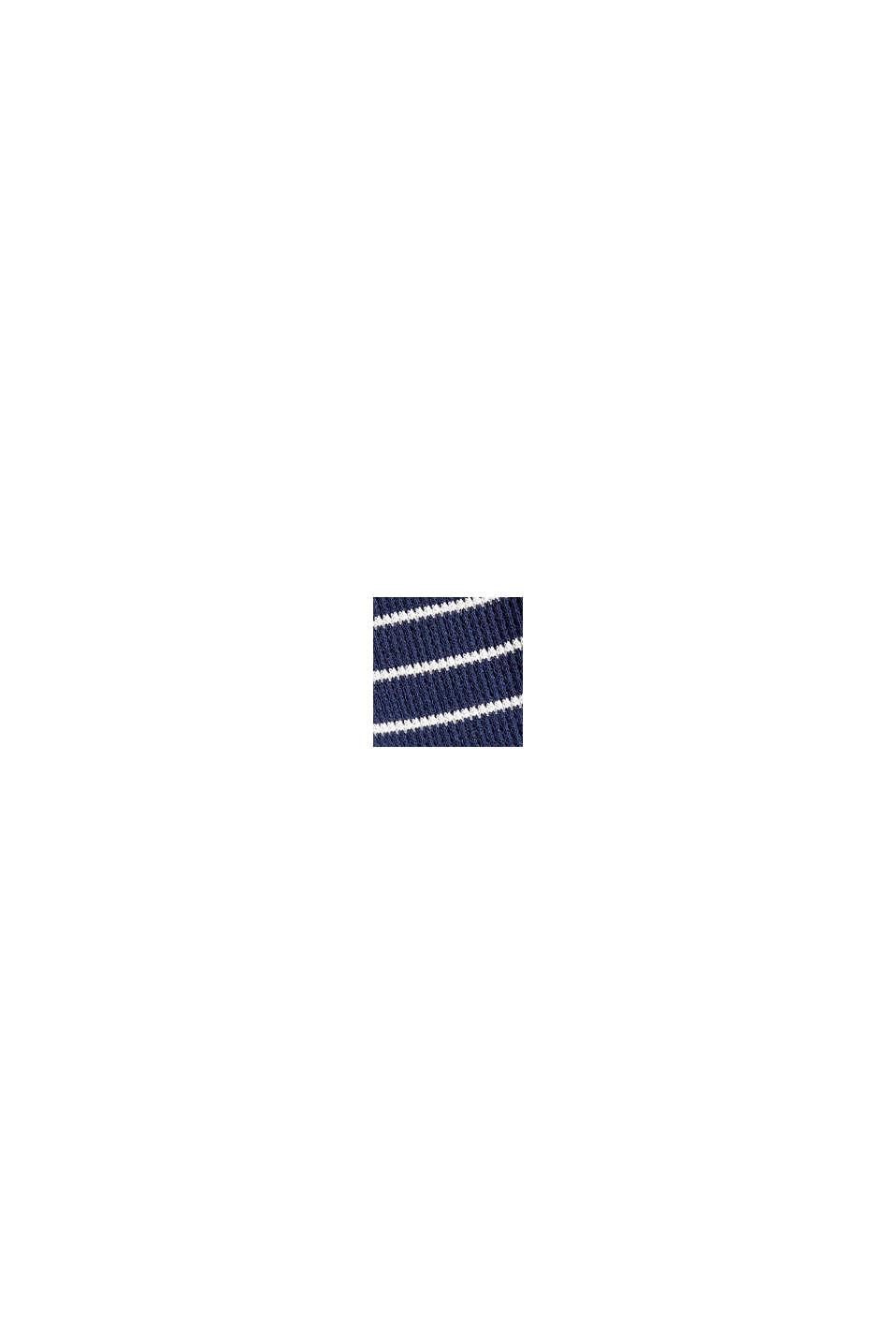 Jerseykleid aus Organic Cotton, DARK BLUE, swatch