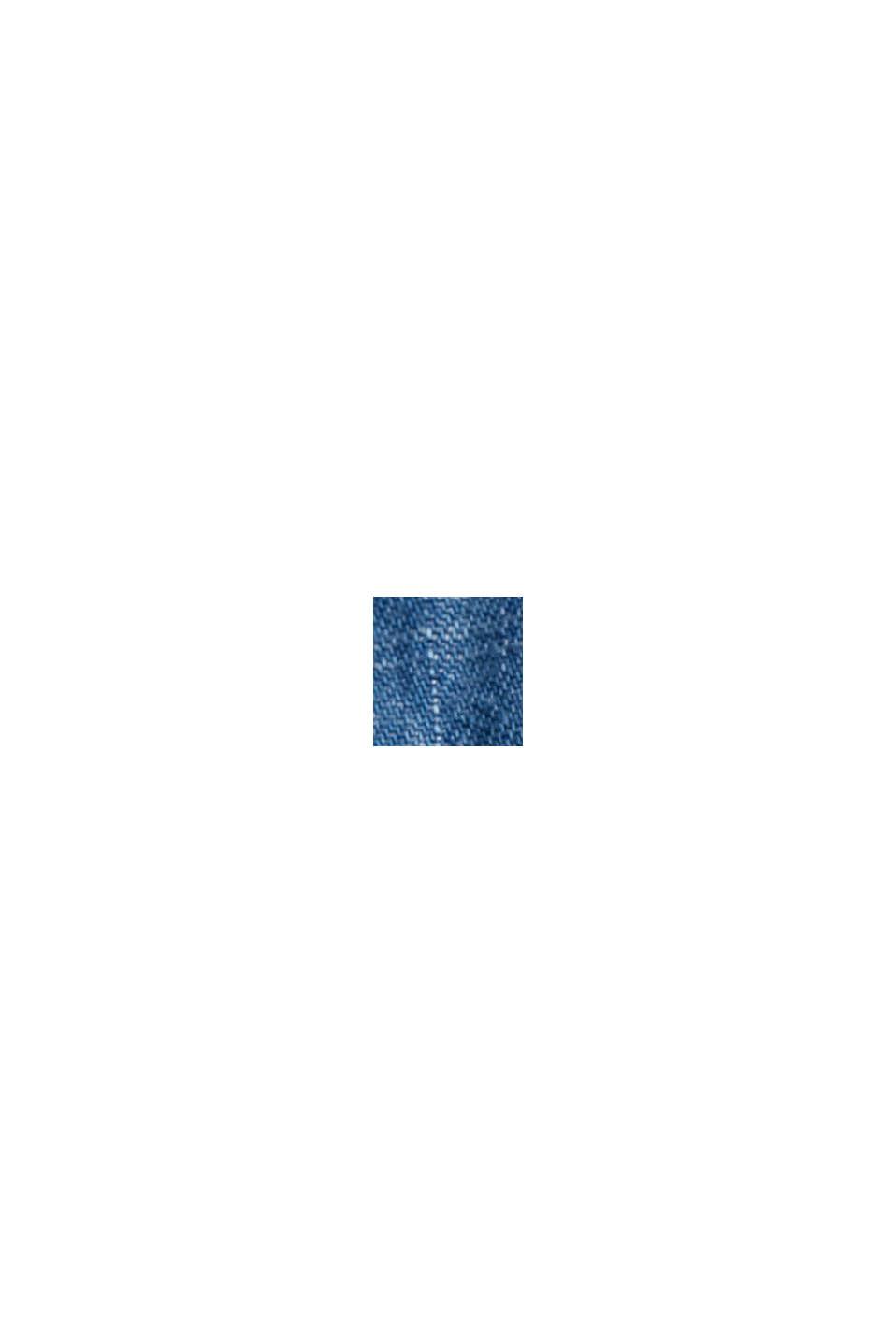 Av TENCEL™: Klänning i denimlook, BLUE MEDIUM WASHED, swatch