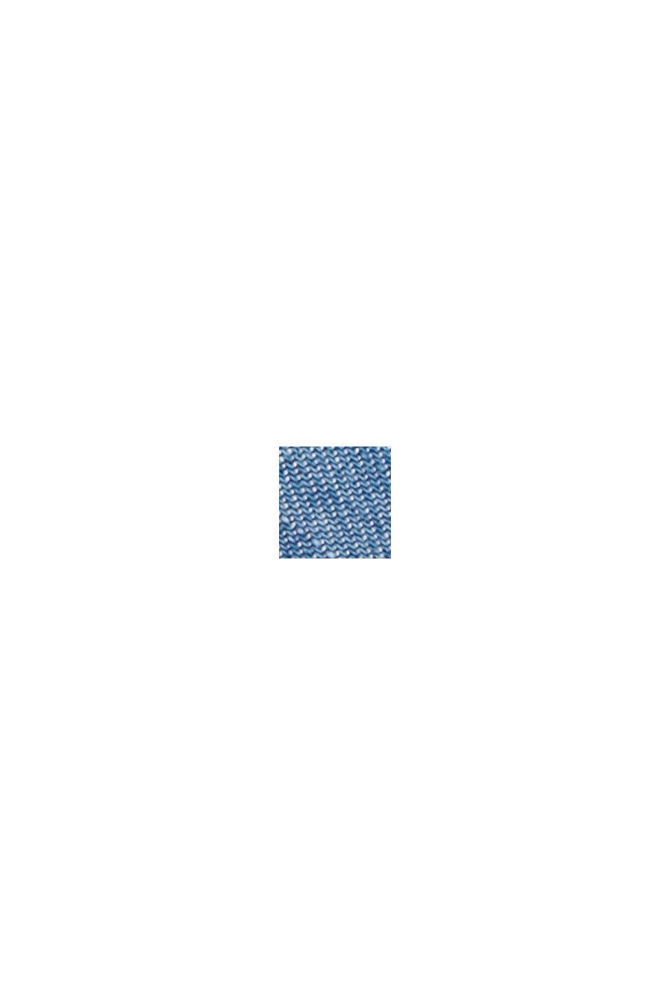 En TENCEL™: blusa vaquera, BLUE MEDIUM WASHED, swatch
