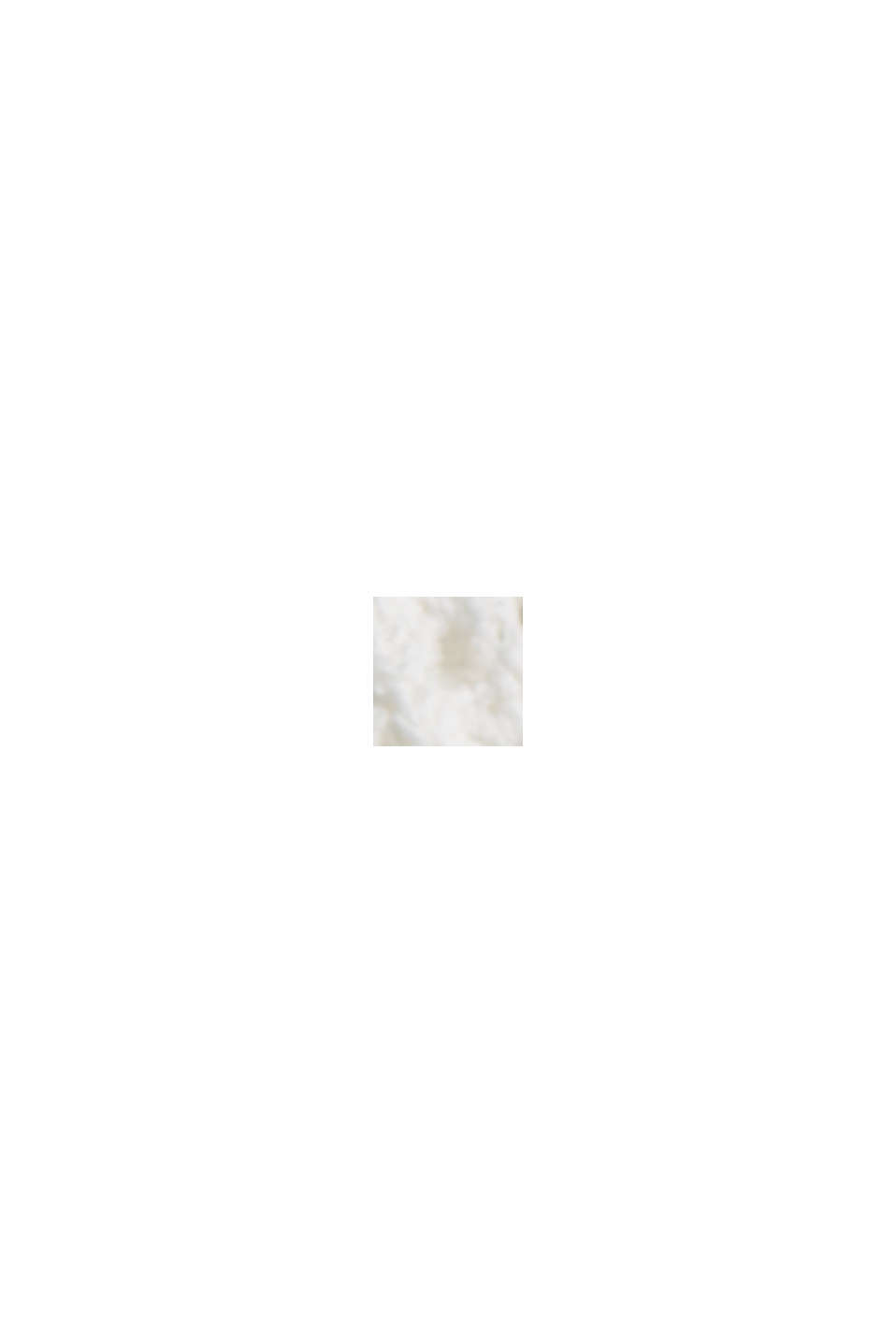 Pointelle-Pullover aus organic Cotton, OFF WHITE, swatch