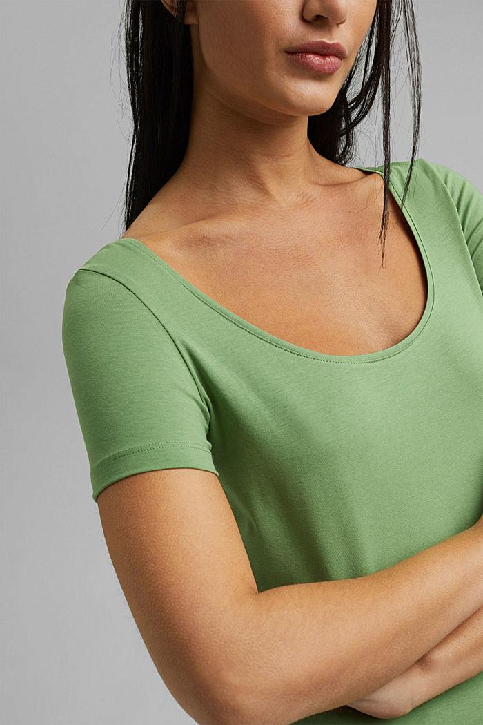 Basic T-shirt in organic cotton