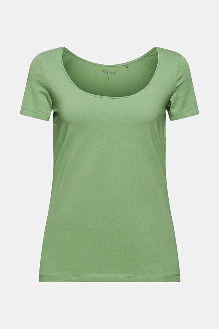 T-shirt basique en coton biologique