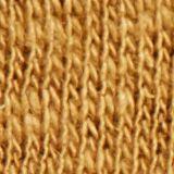 Sleeveless T-shirt made of a cotton/linen, CAMEL, swatch
