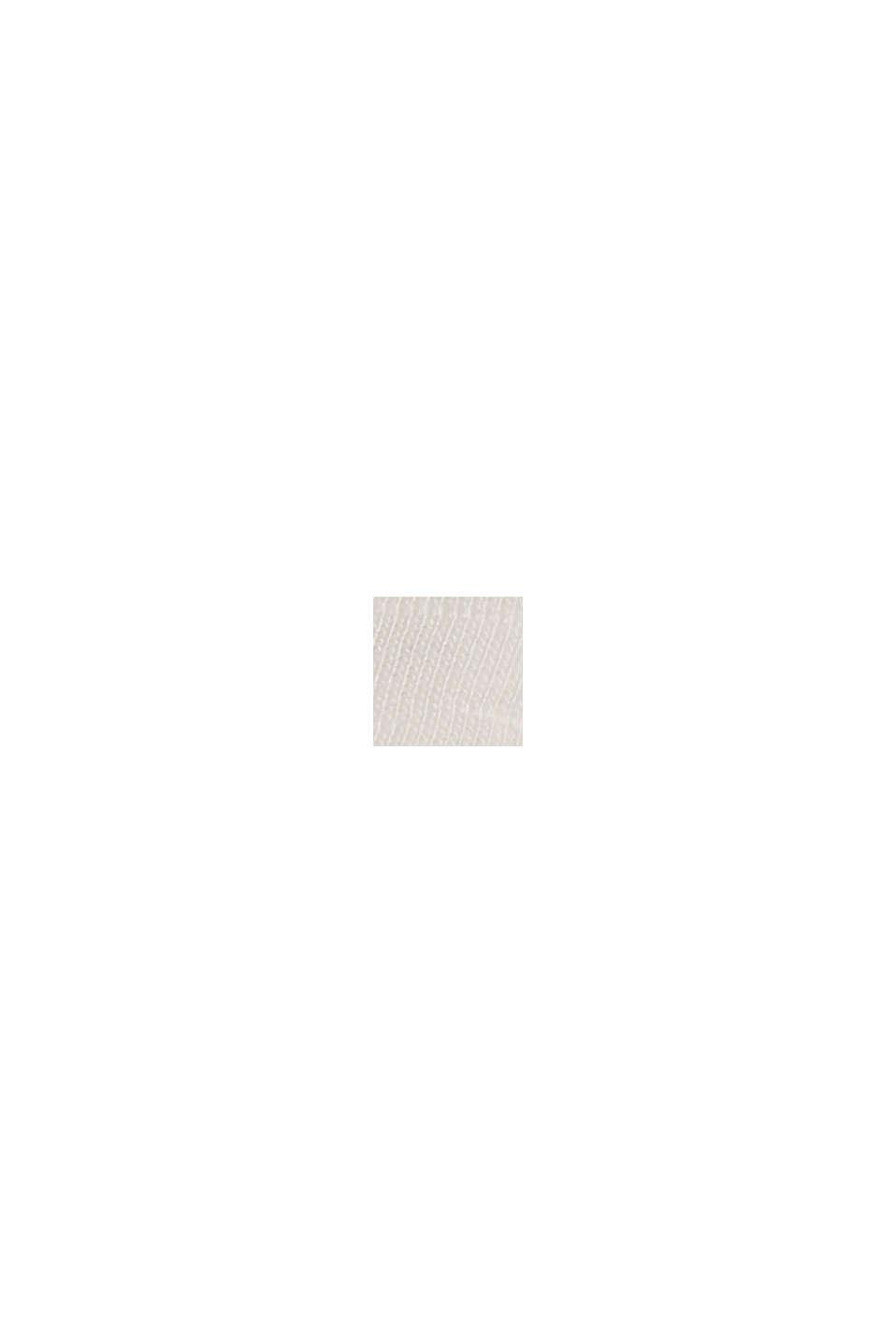 T-Shirt aus Organic Cotton und TENCEL™/Modal, OFF WHITE, swatch