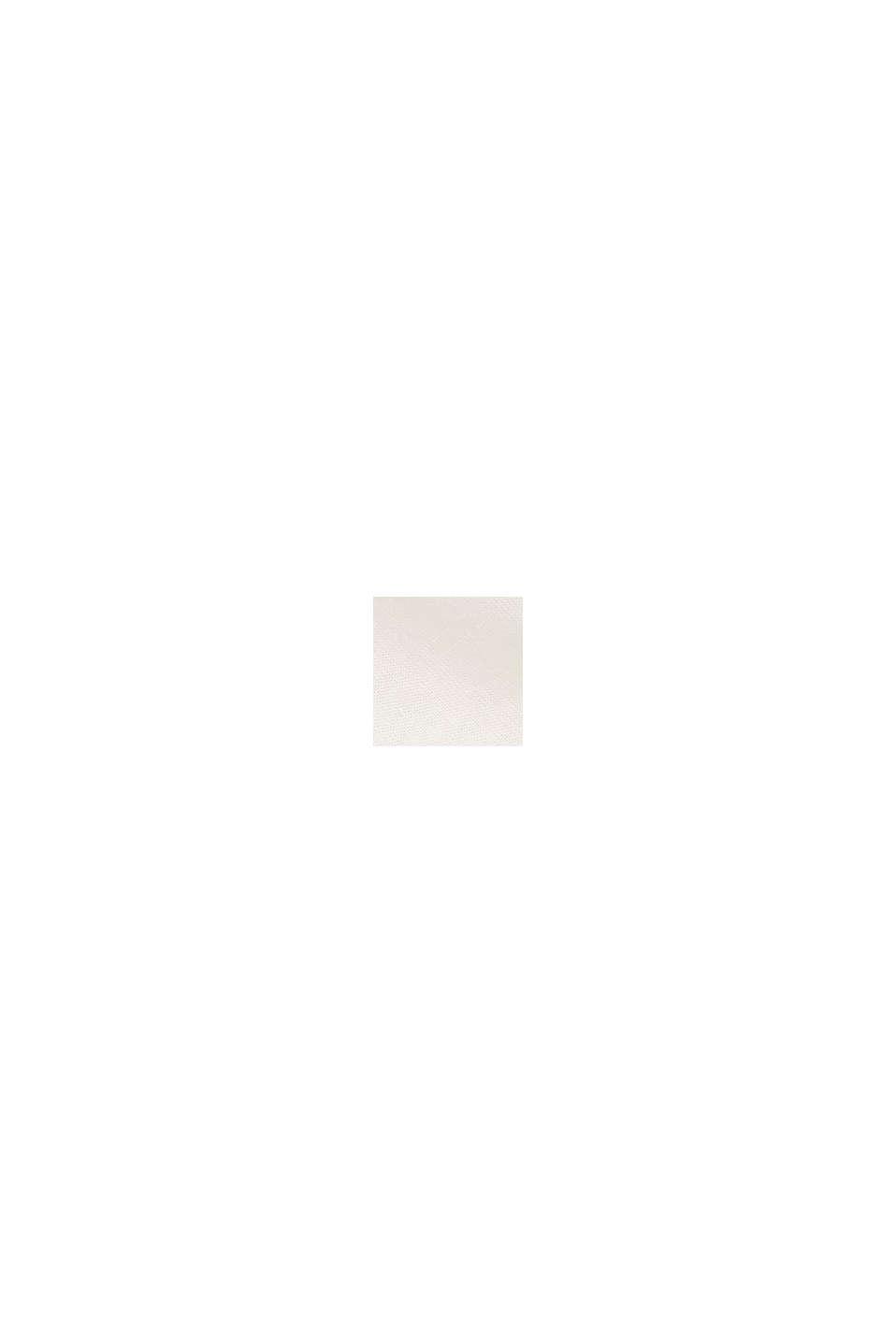 T-Shirt aus Organic Cotton und TENCEL™/Modal, NEW OFF WHITE, swatch