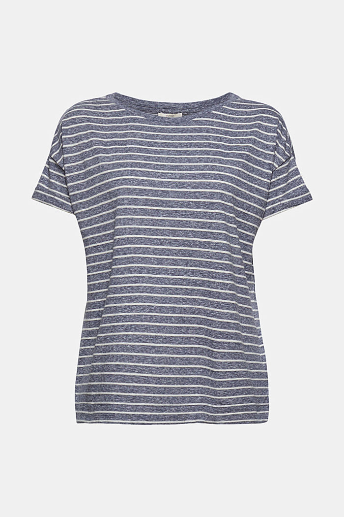 Recycelt: T-Shirt mit Organic Cotton