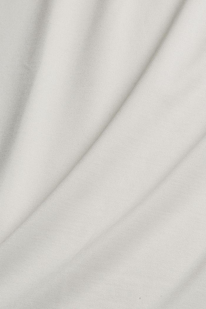 Aus Modal-Mix: fließendes T-Shirt, OFF WHITE, detail image number 4