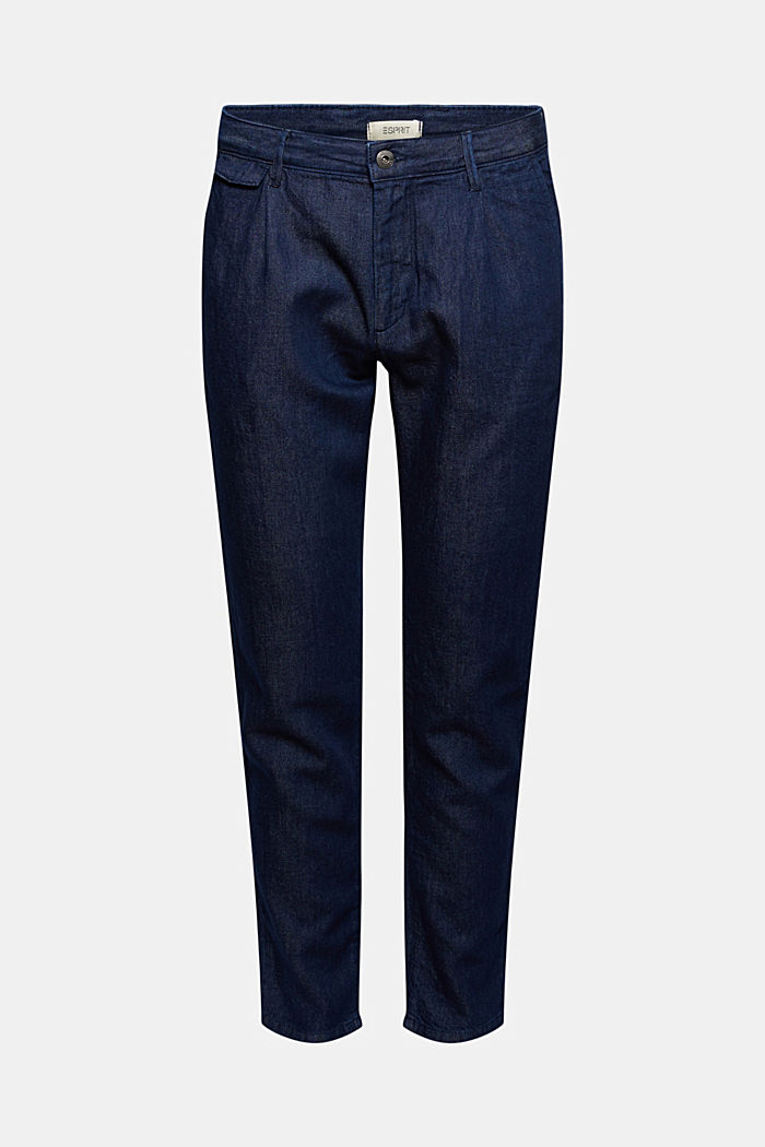 Pants denim Relaxed fit
