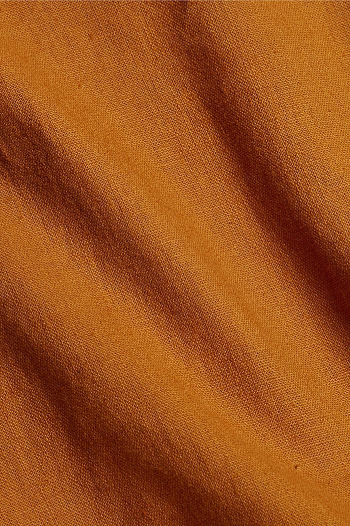 Shorts woven, RUST ORANGE, detail image number 4