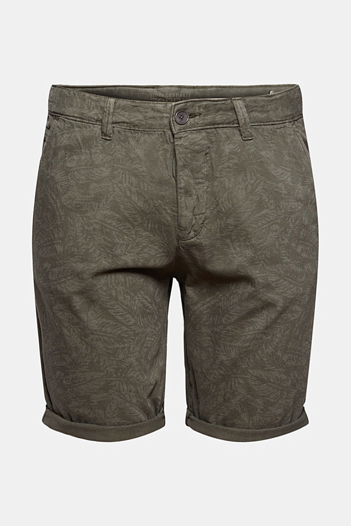 #ReimagineNaturalLifestyle: Shorts aus Baumwolle