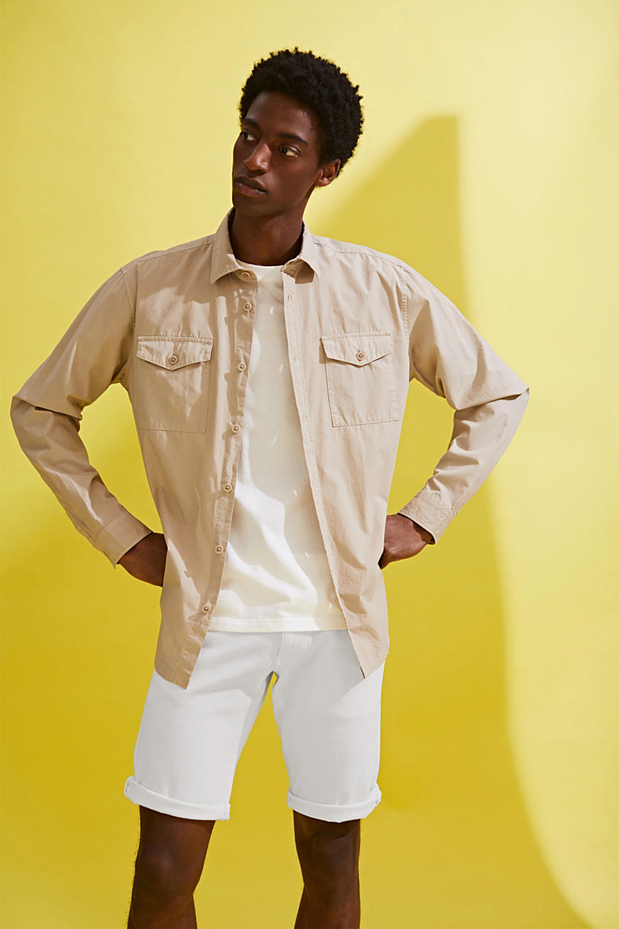 #ReimagineNaturalLifestyle: Cotton shirt