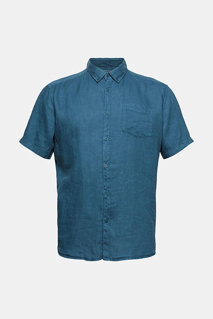 #ReimagineNaturalLifestyle: Hemd aus Leinen