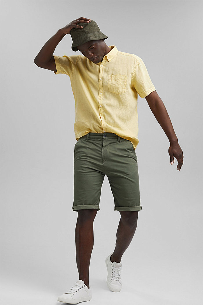#ReimagineNaturalLifestyle: la chemise en lin