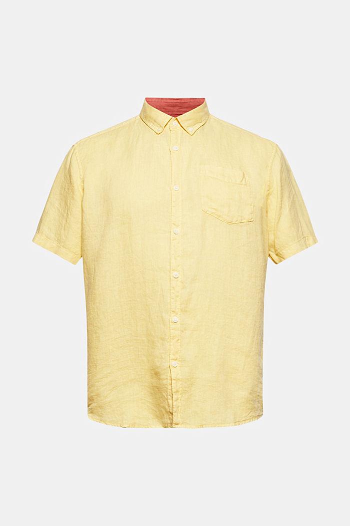 #ReimagineNaturalLifestyle: Shirt made of linen