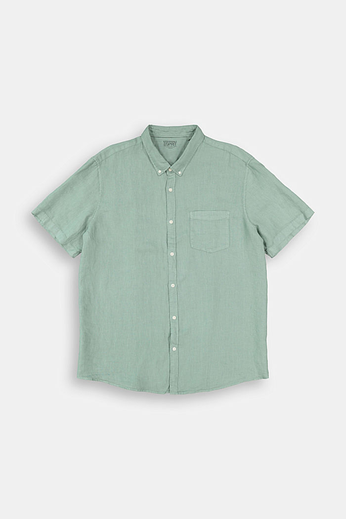 #ReimagineNaturalLifestyle: Shirt made of linen